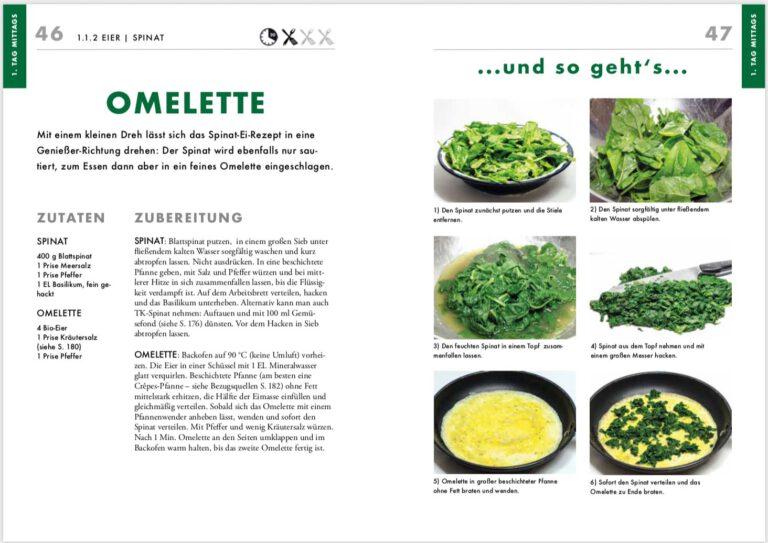 70 exakt auf die Diätvorgaben abgestimmte, kreative Rezepte mit vielen Stepfotos und ausführlicher Anleitung zum gelingsicheren Nachkochen.